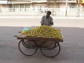Улицы Дели