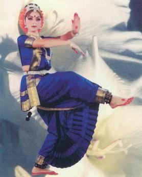 Классический танец Индии