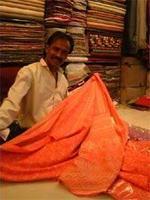 Ткацкое искусство в Индии