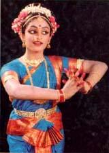 """""""Язык"""" индийского танца."""