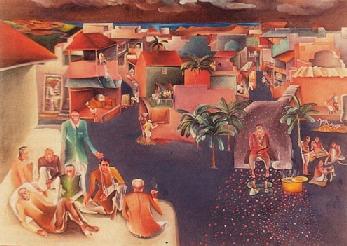 "Бхупен Кхакхар ""Празднование Гуру Джаянти"" (1980)"