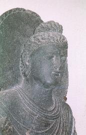 Скульптура Гандхары.