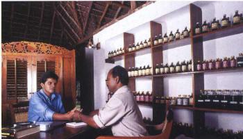 Аюрведа - традиционная медицина