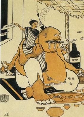 Индийские художники и кубизм.