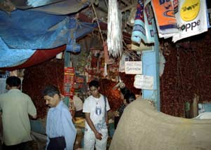 Рынок в Маргао