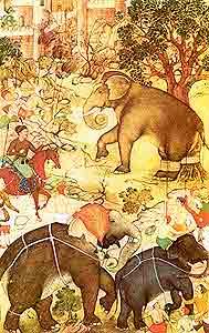 Искусство эпохи Великих Моголов