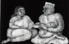 """Джоген Чоудхури """"Мужчина и женщина"""" (1987)"""