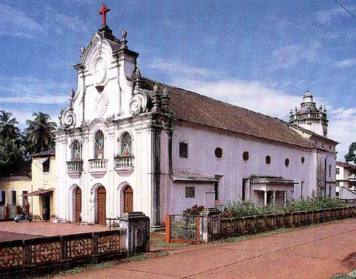 Храм Святого Джерома в Мапусе