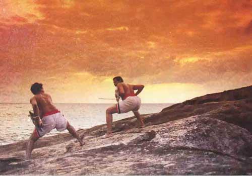 Каларипаятту - боевое искусство Кералы