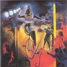 "Налини Малани ""Искусство балансировки"" (1983-4)"