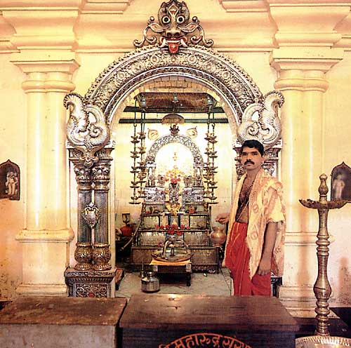 Храм Марути в Мапусе