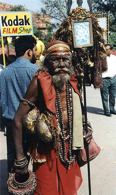 Духовные практики в Ашрамах