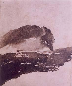 "Рабиндранат Тагор. ""Птицы"".1930-е г."