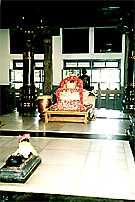 Махасамадхи Шри Махарши и его матери