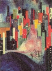 """Зубейда Агха """"Нью Йорк"""" (1970)"""